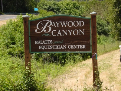 Baywood Canyon Estates and Equestrian Center