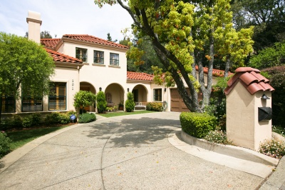 101 Sleepy Hollow Drive San Anselmo - in the Heart of Flats in Sleepy Hollow offered by Peter and Karin Narodny Frank Howard Allen
