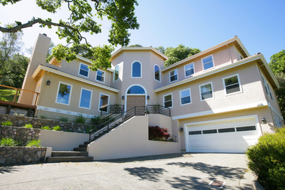 12 Blackstone Lane San Rafael offered for sale by Peter and Karin Narodny with Frank Howard Allen