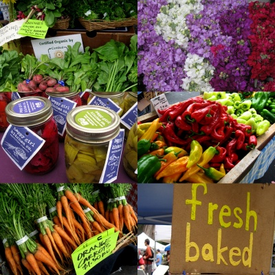 Marin County Farmers' Markets