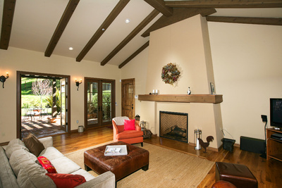 25 Martling Road Sleepy Hollow San Anselmo offered for sale by Peter and Karin Narodny with Frank Howard Allen