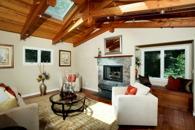 Cascade Canyon Mill Valley Home 343 Hazel Avenue for Sale Offered by Peter and Karin Narodny of Frank Howard Allen
